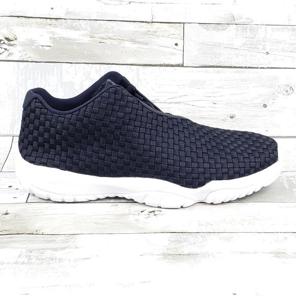 best website 36202 0a4ee Nike Air Jordan Future Low Mens Sneakers Black